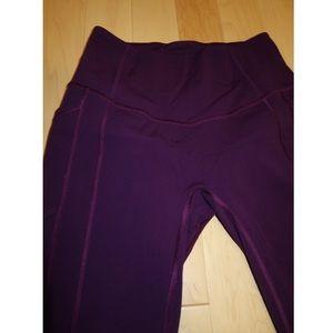 Lululemon Purple Leggings
